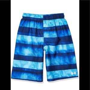 New Under Armour XL 18 20 Trunks  Boys Swim Shorts